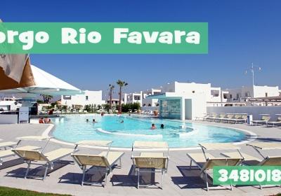 Villaggio Turistico Appartamento Borgo Rio Favara